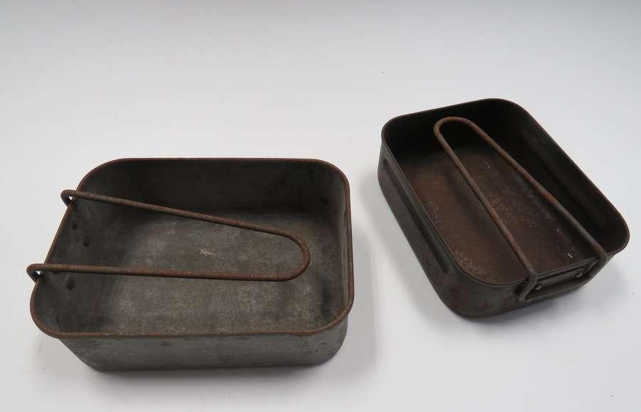 1940 Dated Mess Tin