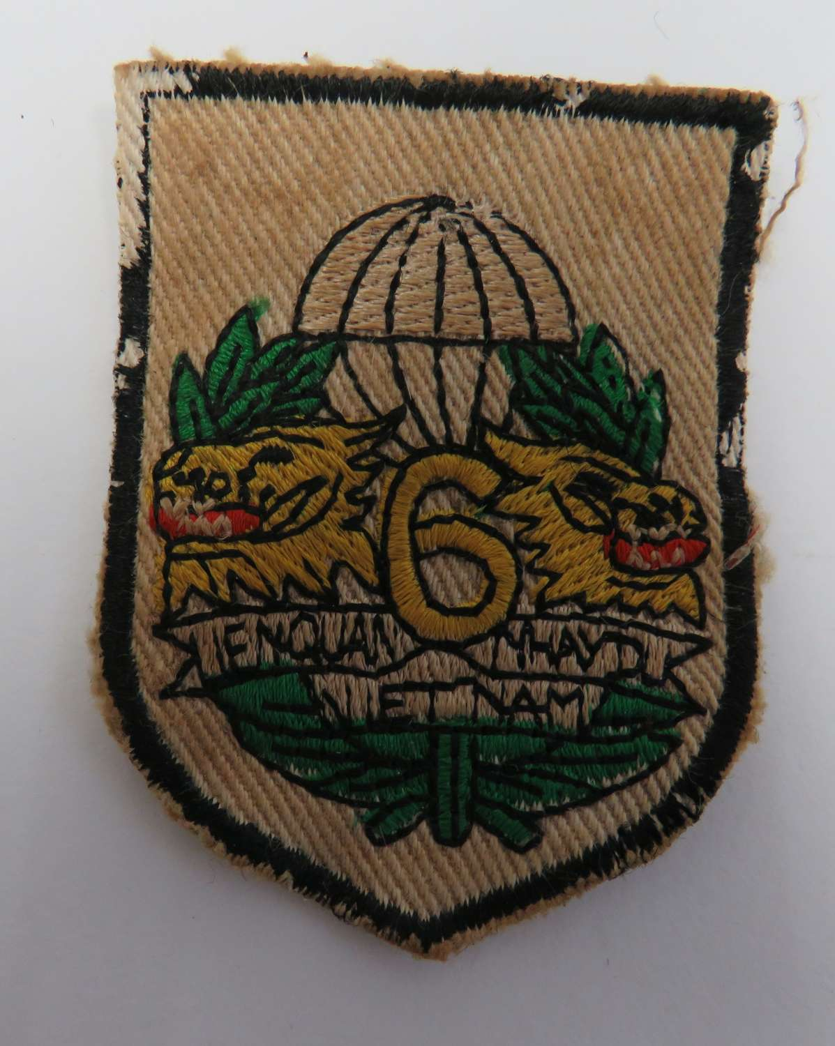 Vietnam Special Forces Formation Badge