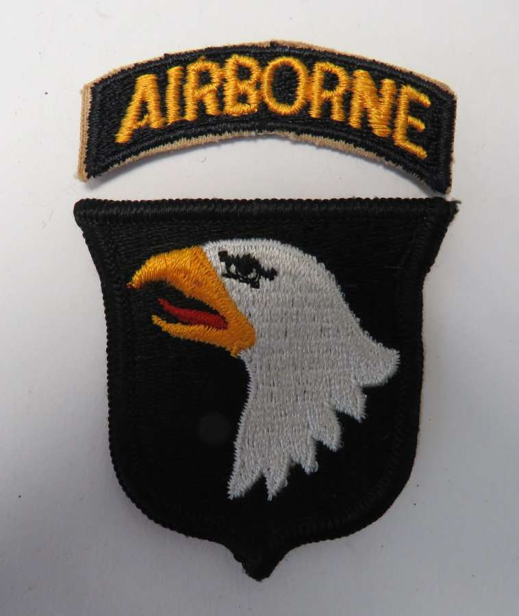 America 101st Airborne Formation Badge