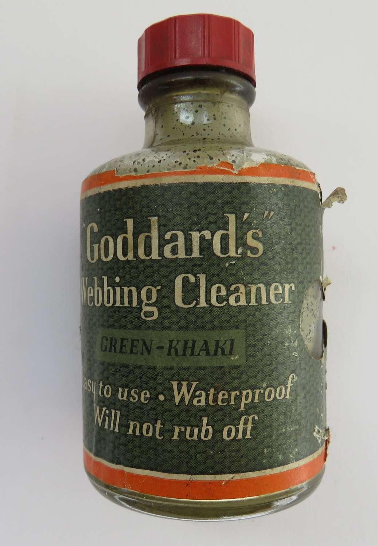 WW 2 Webbing Blanco Bottle