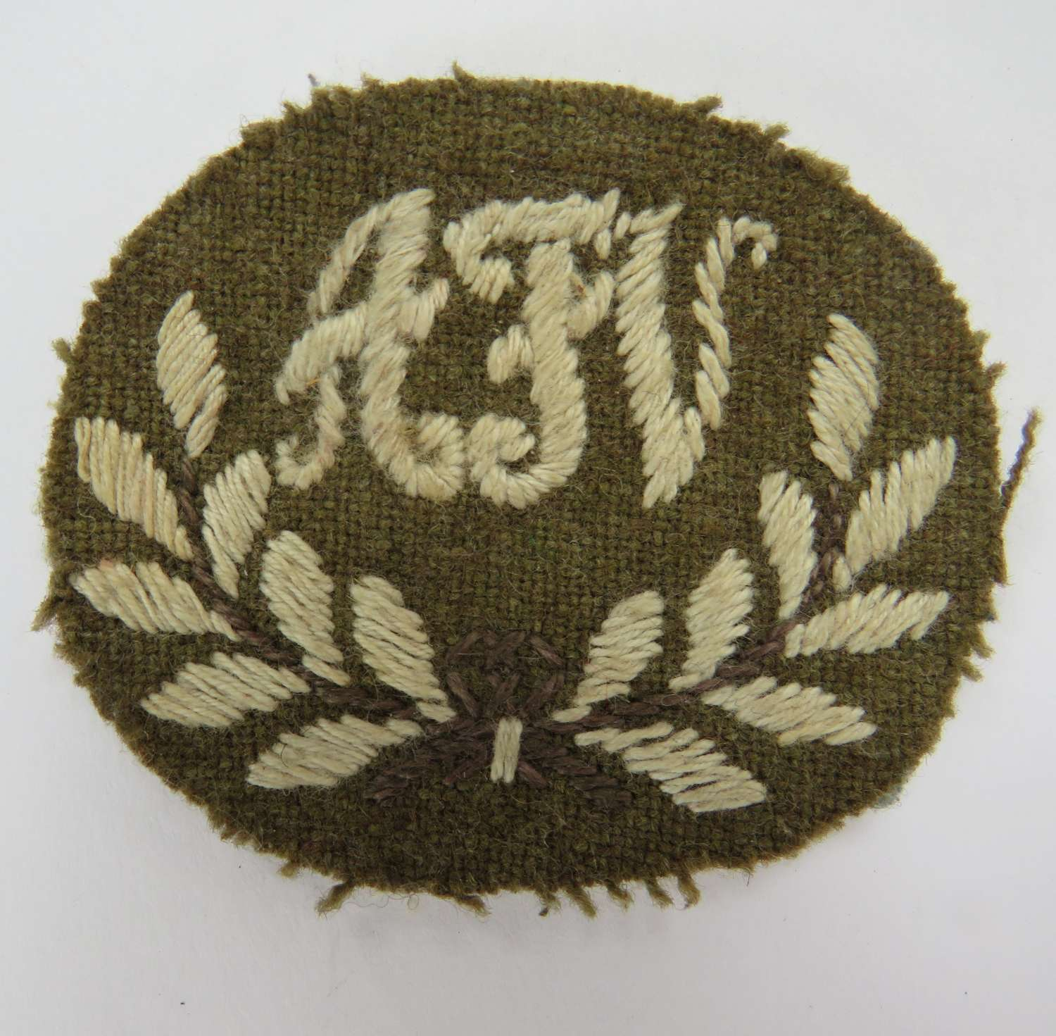 WW 2 Armoured Fighting Vehicle Qualification Badge