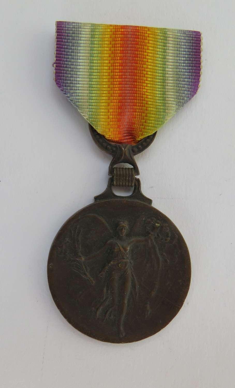 WW 1 Greece Allied Victory Medal