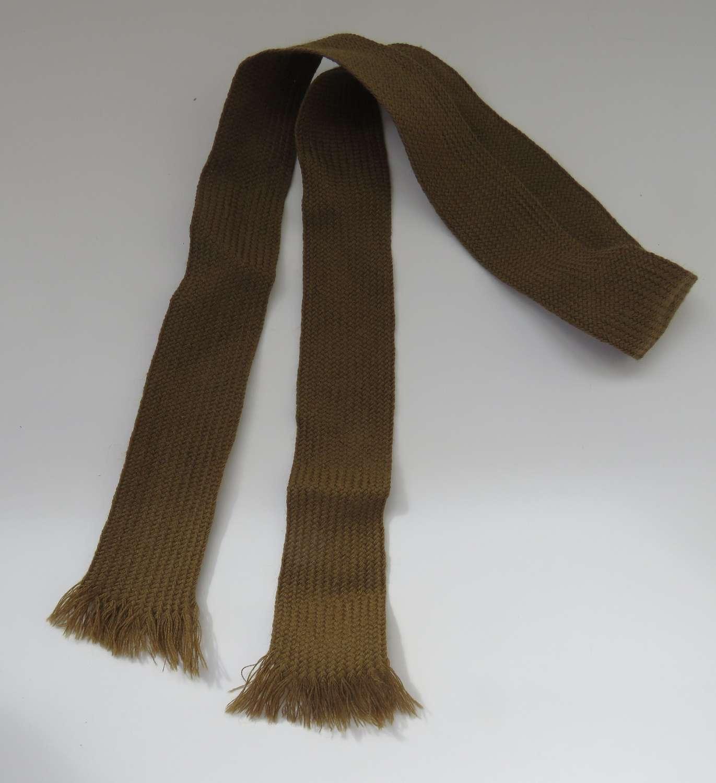 WW 2 Knitted Tie