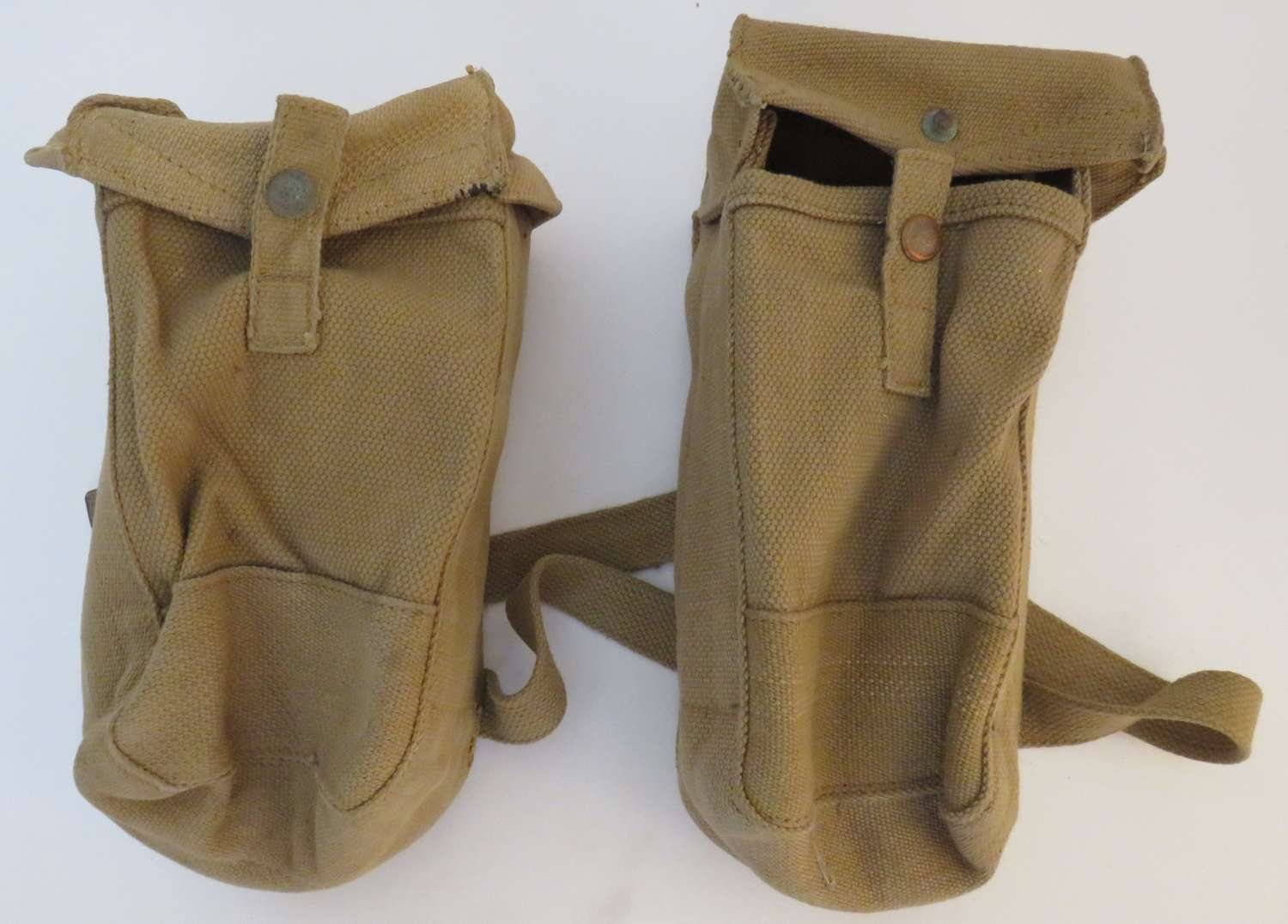 Pair of 1940 Dated Utility Pouches