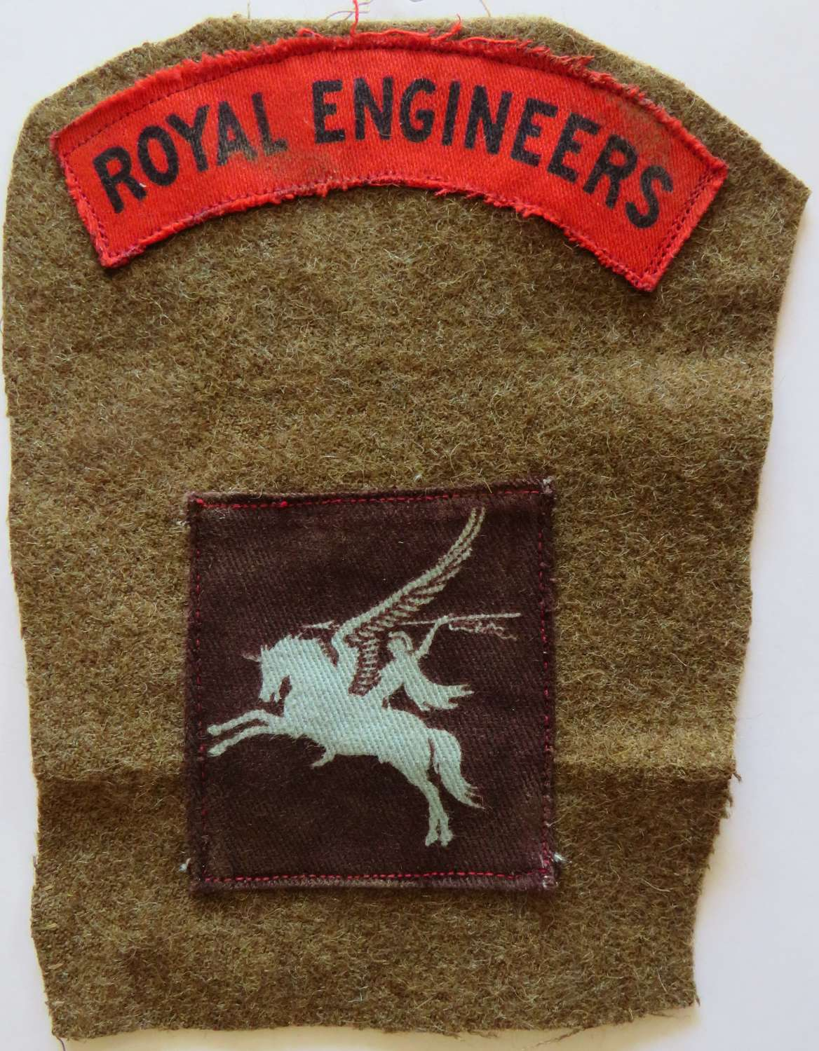 Royal Engineers Airborne Arm Section