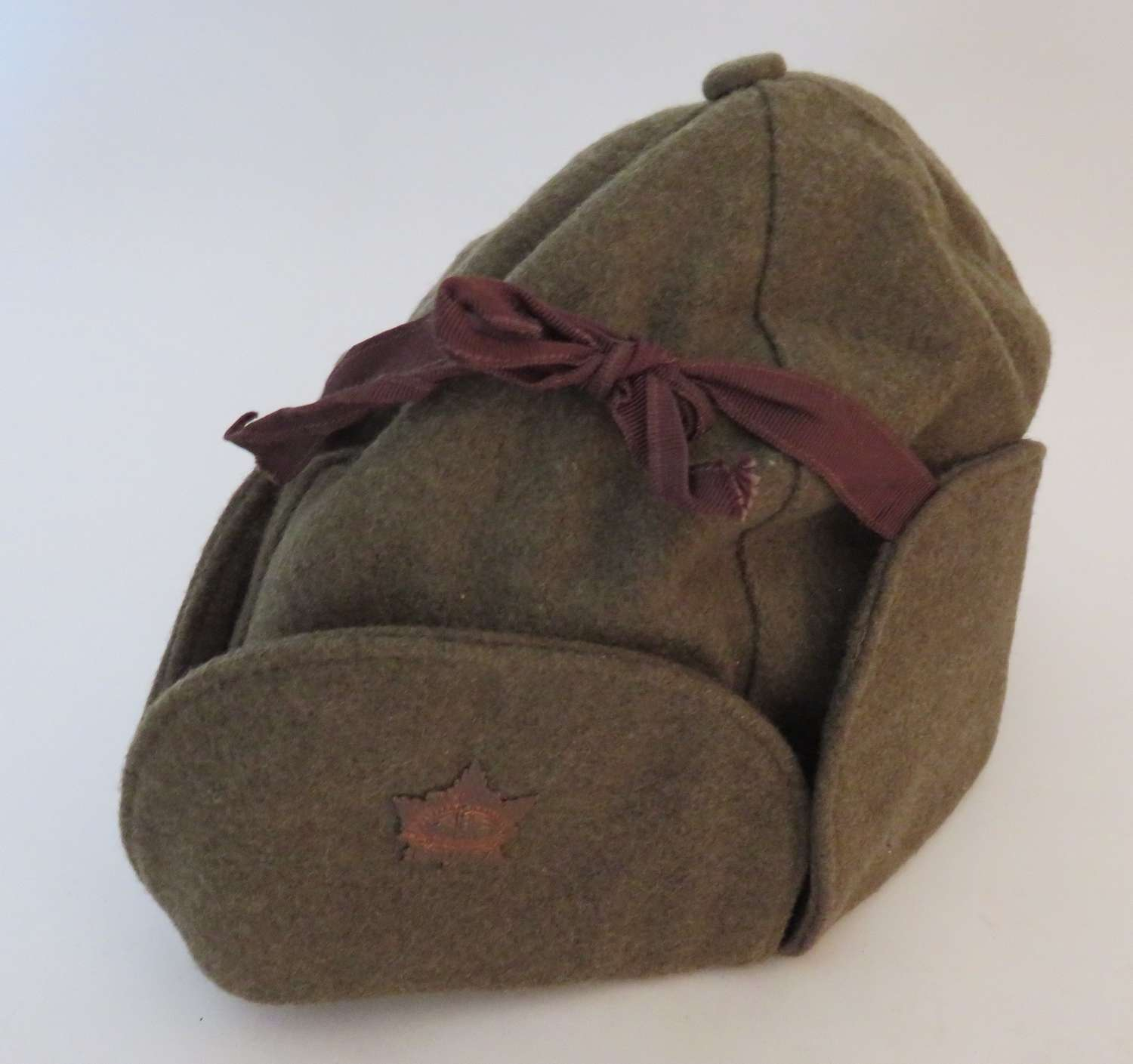 WW 2 Canadian Cold Weather Hat
