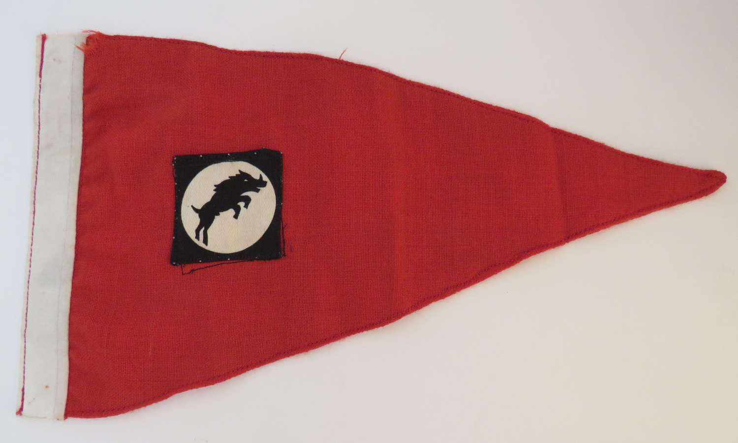 30 Corps Vehicle Pennant