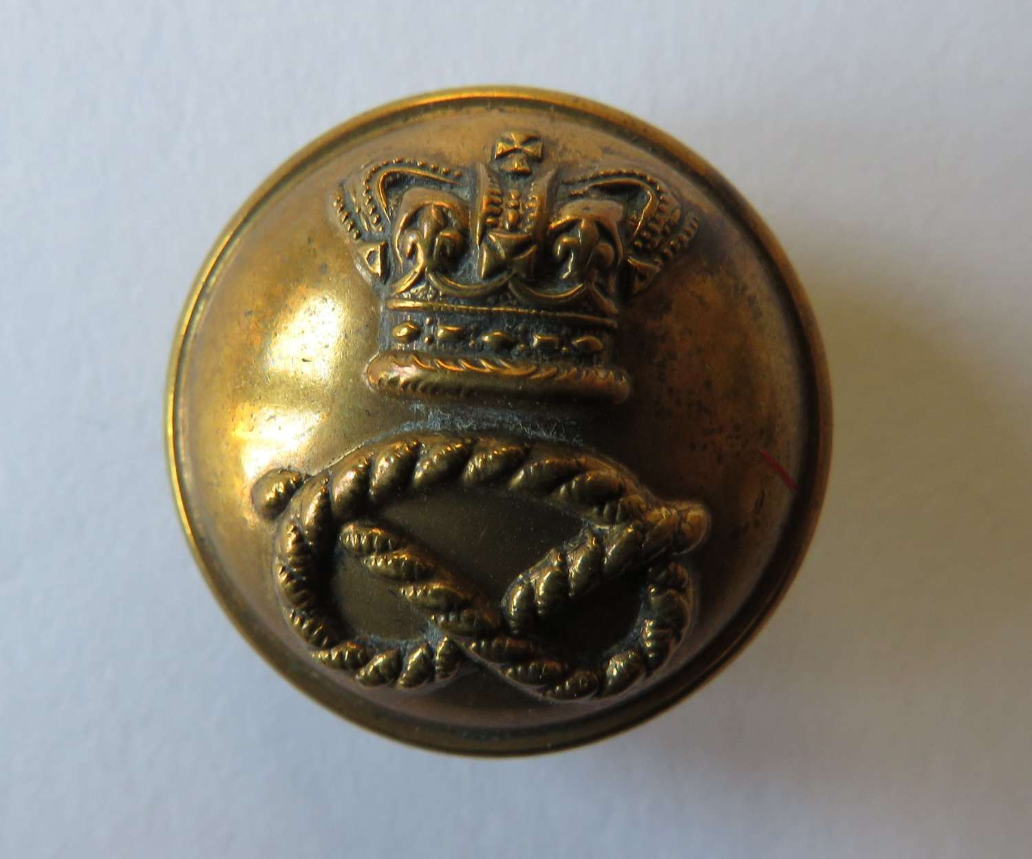 Victorian South Staffordshire Large Size Button