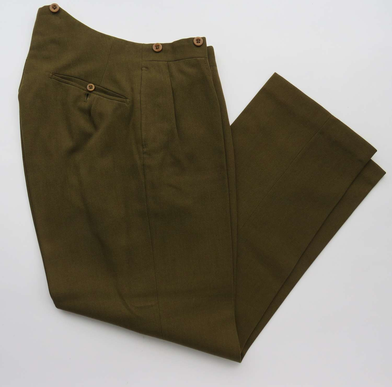 WW 1 Pattern Officers Service Trousers
