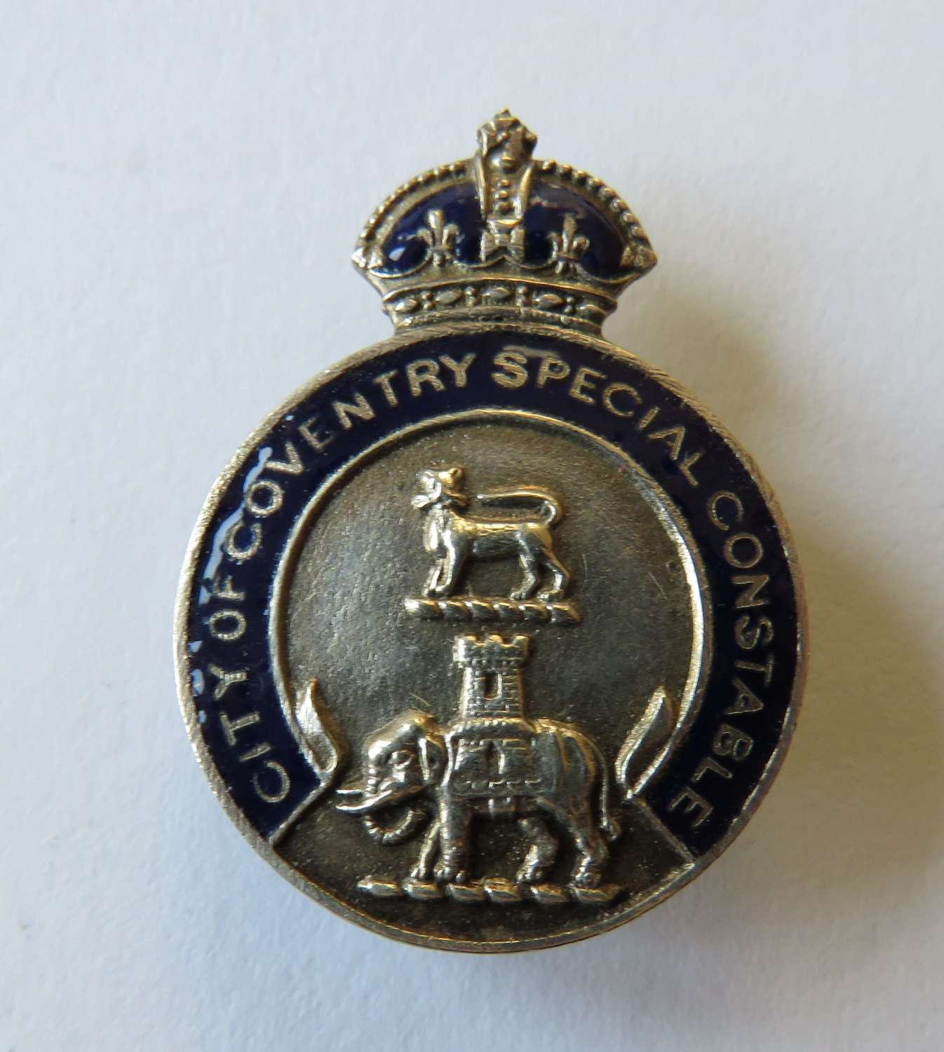 Coventry Special Constabulary Lapel Badge