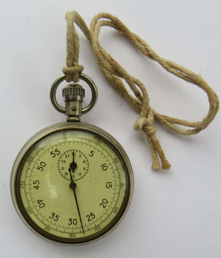 1943 Dated Royal Air Force Stop Watch