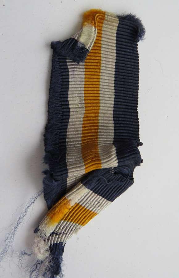 Regimental Silk Pagri Badge