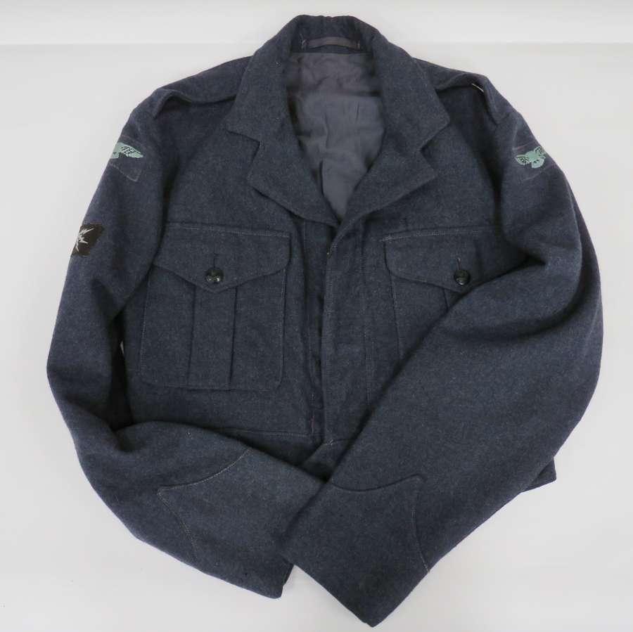 R.A.F War Service Dress New Pattern Blouse