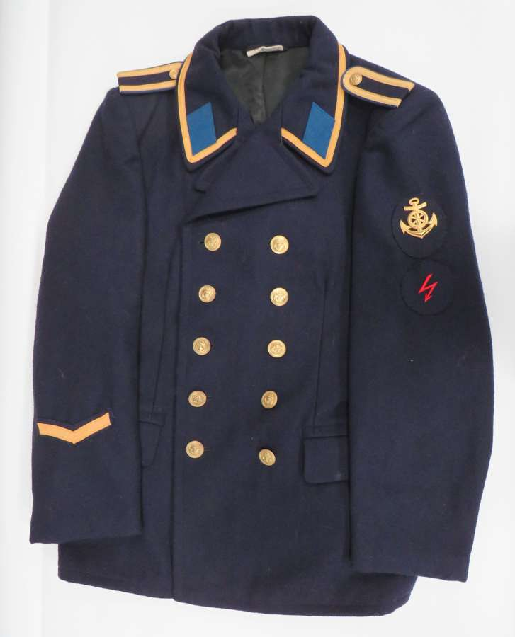 Post War East German Naval Tunic