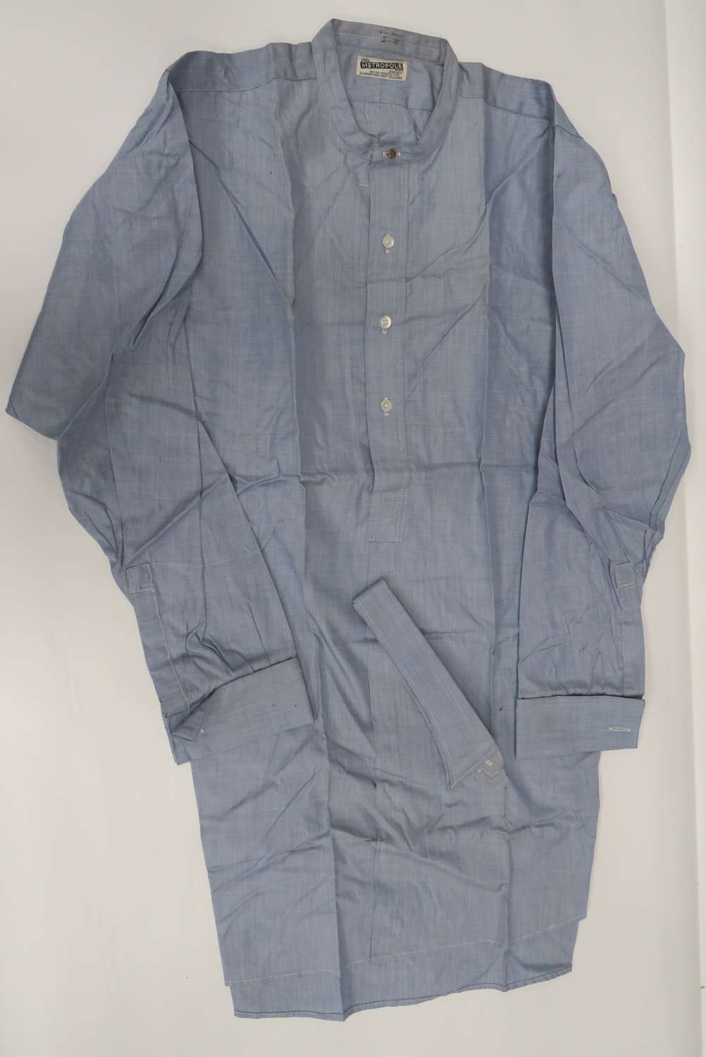 WW 2 Royal Air Force Collarless Shirt