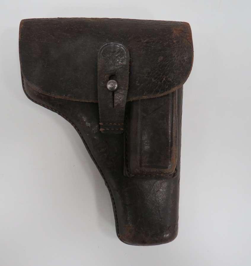 WW 2 German Small Automatic Pistol Holster