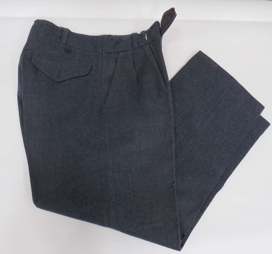 Royal Air Force Post War Service Dress Trousers
