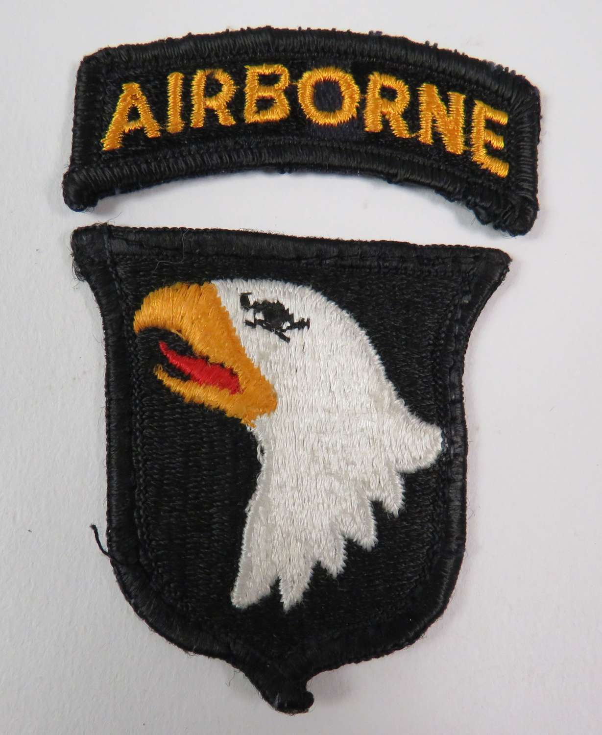 American 101st Airborne Division Formation Badge