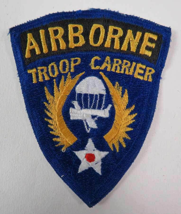American Airborne Troop Carrier Division Formation Badge