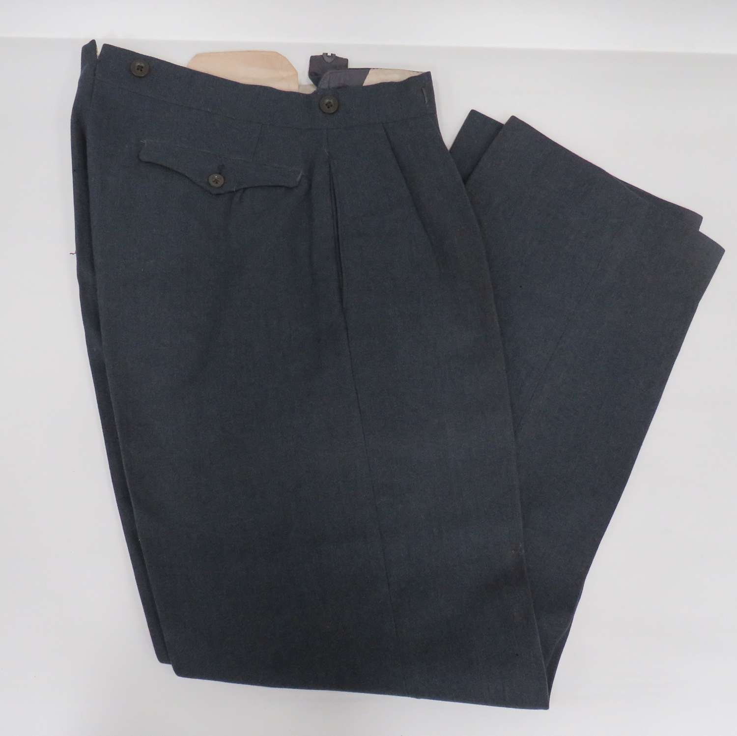 Pair of WW 2 Pattern R.A.F Officers Service Dress Trousers