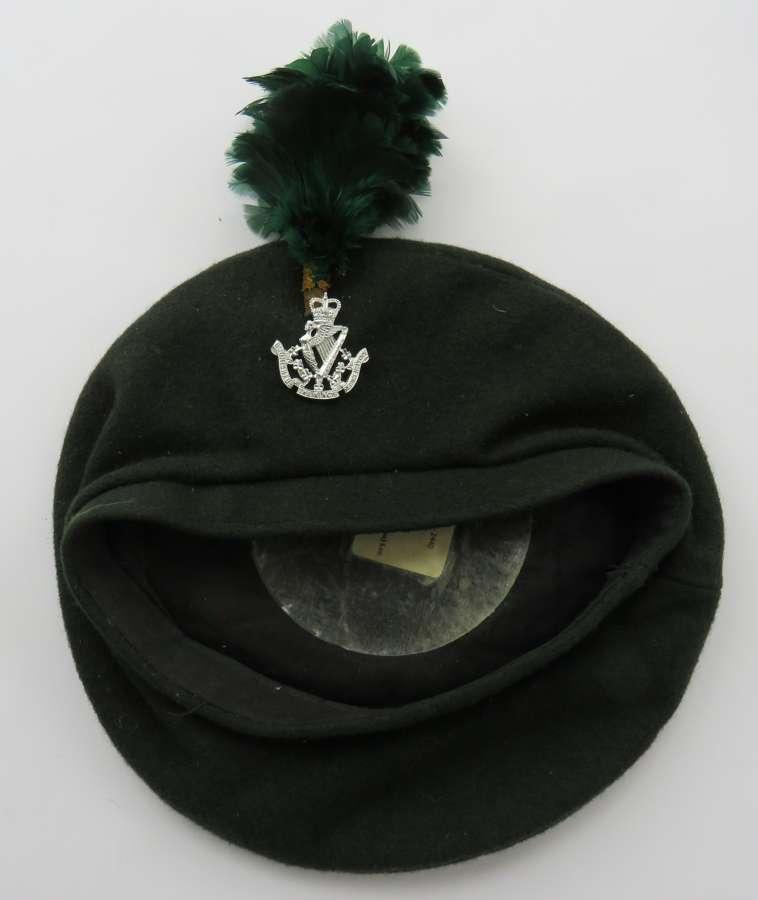 8th Battalion the Kings Regiment Liverpool Caubean Bonnet