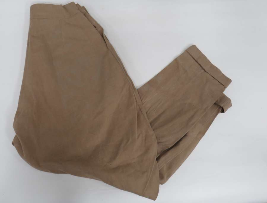 WW 2 Womens Working Breeches