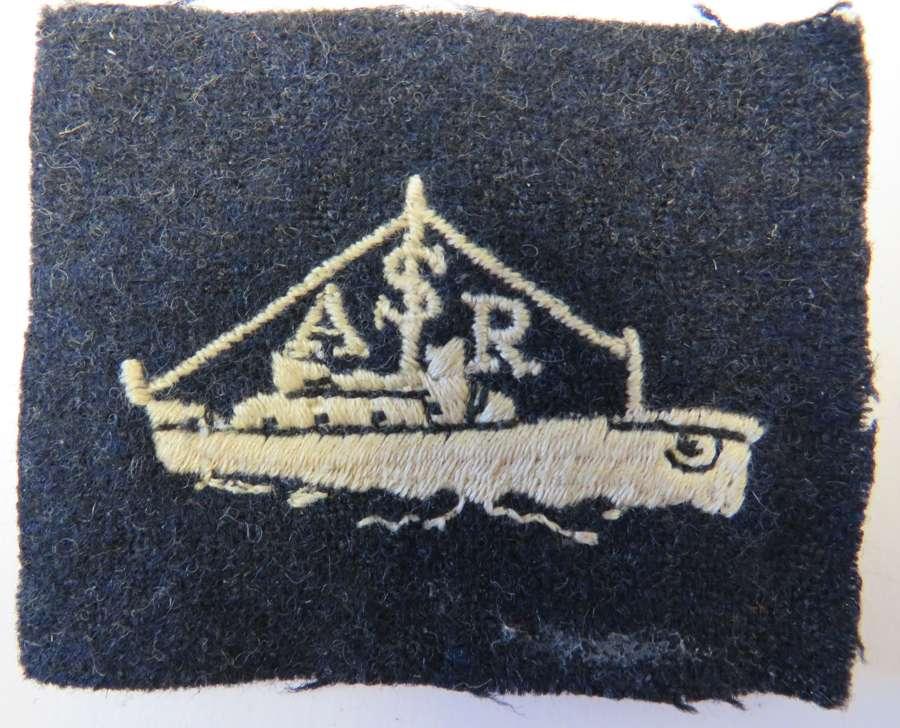 Air Sea Rescue Arm Badge