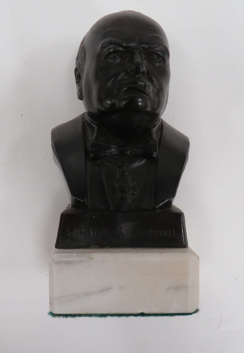 WW 2 Winston Churchill Desk Ornament
