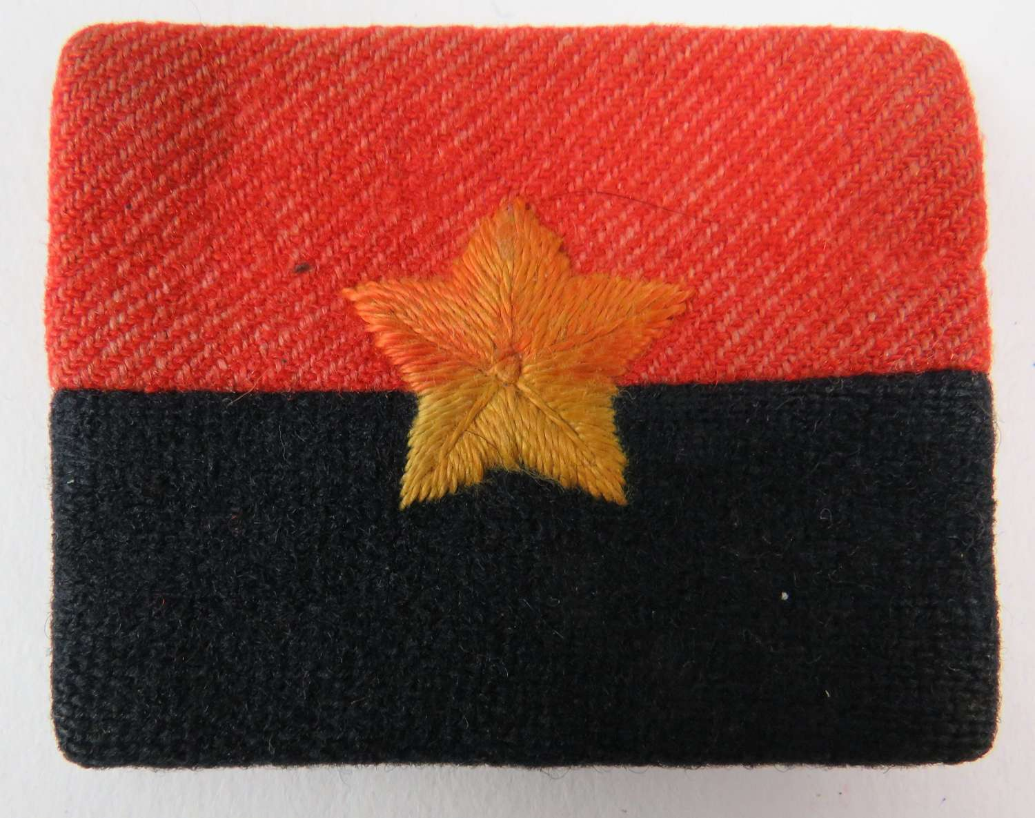 WW 2. G.H.Q India Formation Badge