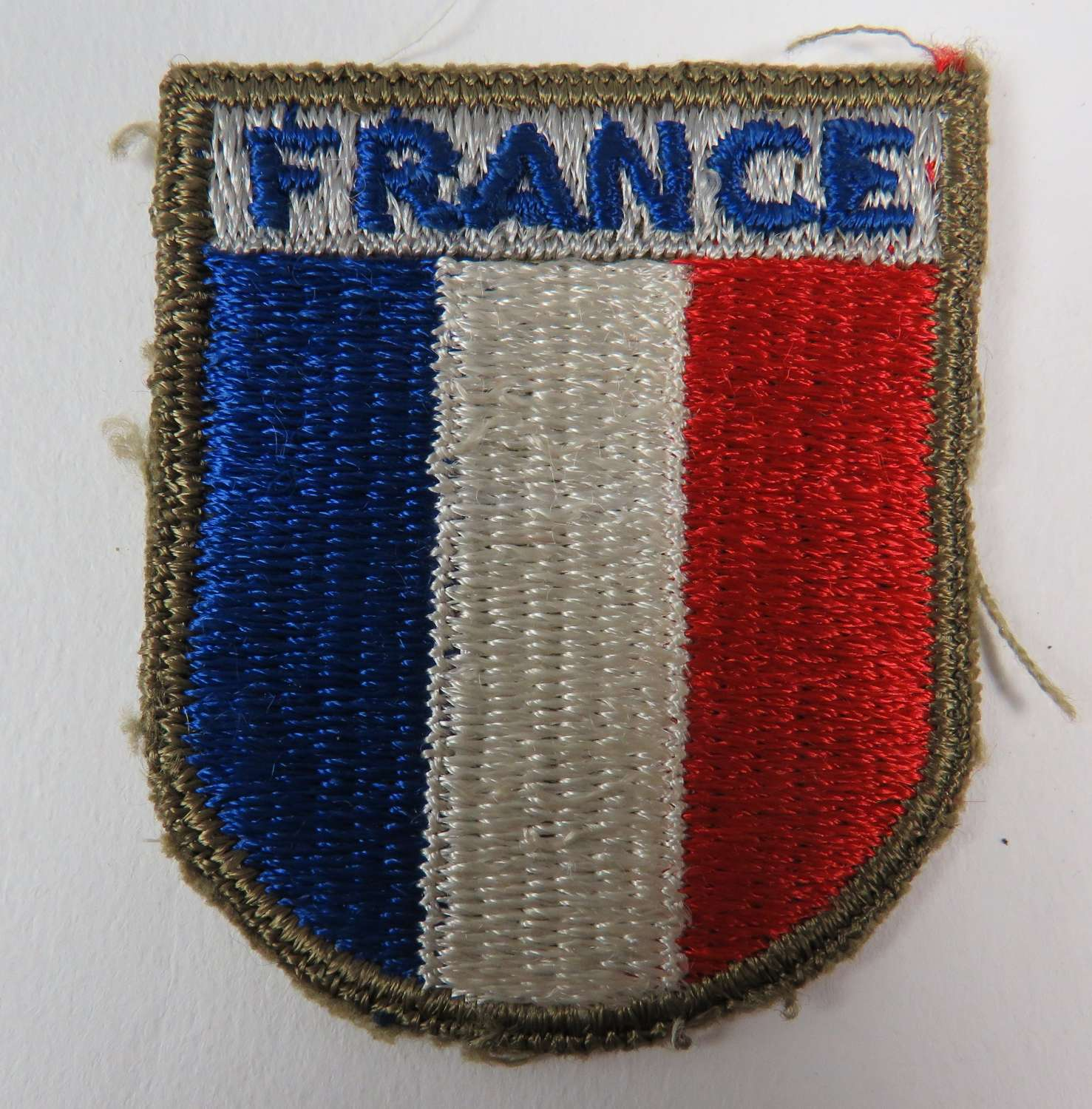 France Formation Badge