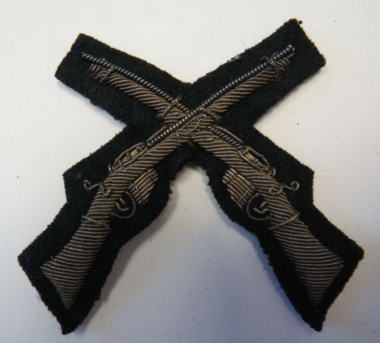 Marksmans Dress Uniform Badge