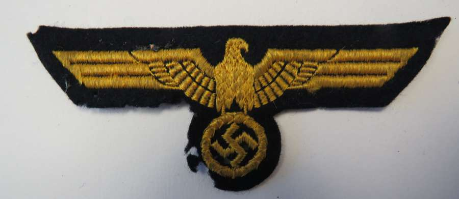 WW 2 German Kreigsmarine Breast Eagle