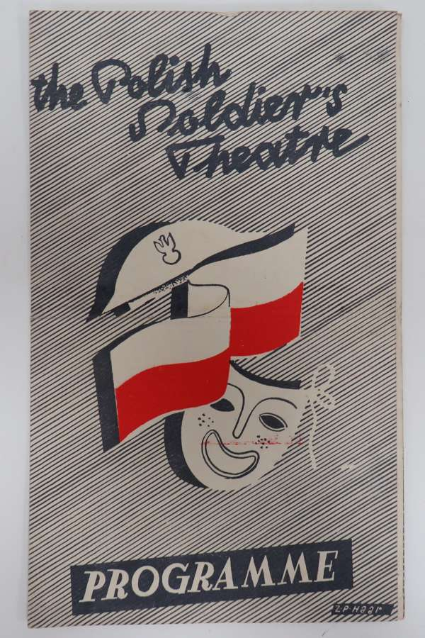 1943 Polish Theatre Programme