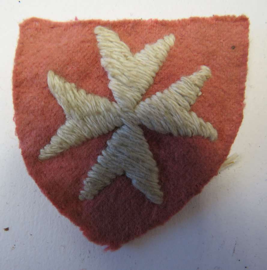231st Independent Infantry Brigade Formation Badge