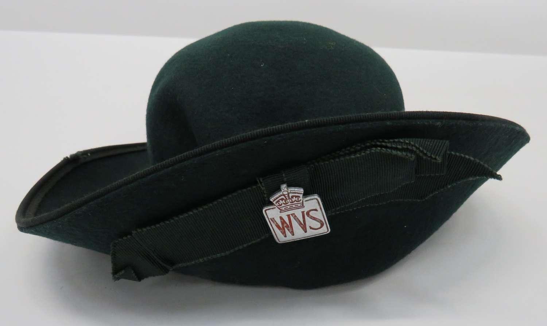 WW 2 Womens Voluntary Service Ladies Hat