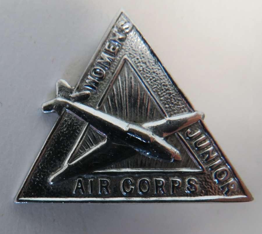 WW 2 Womens Junior Air Corps Badge