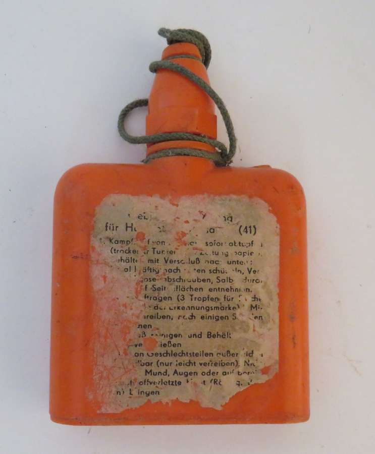 German Rifle Oil Bottle