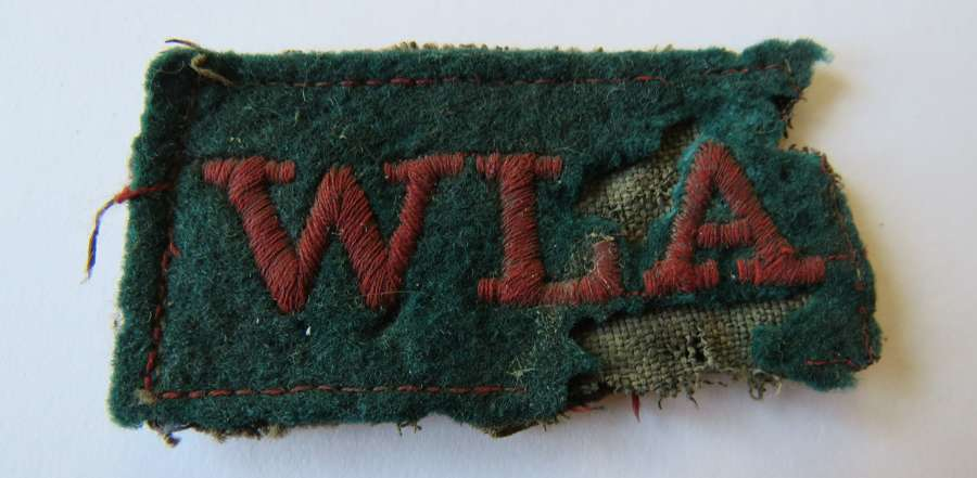 Womens Land Army Title