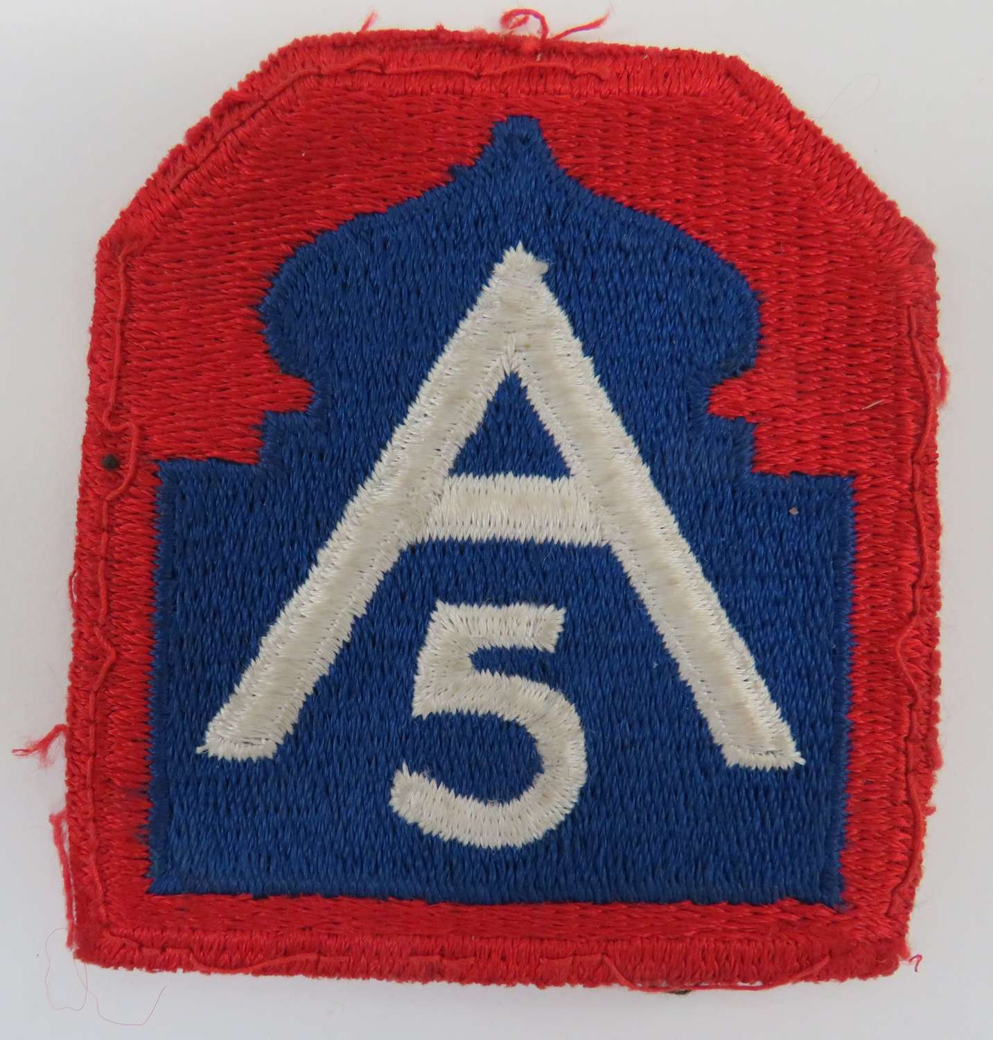 5th Army Formation Badge