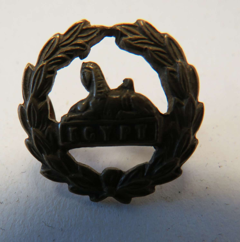 Gloucestershire Regiment Cap Back Badge