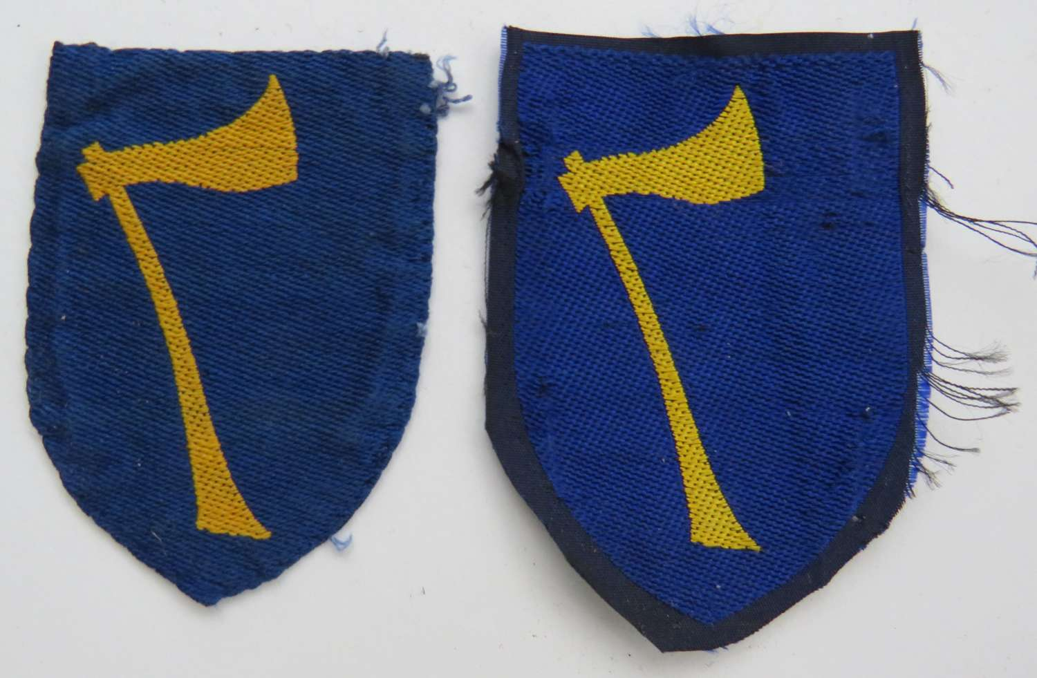 Pair of Northern Army Group Formation Badges
