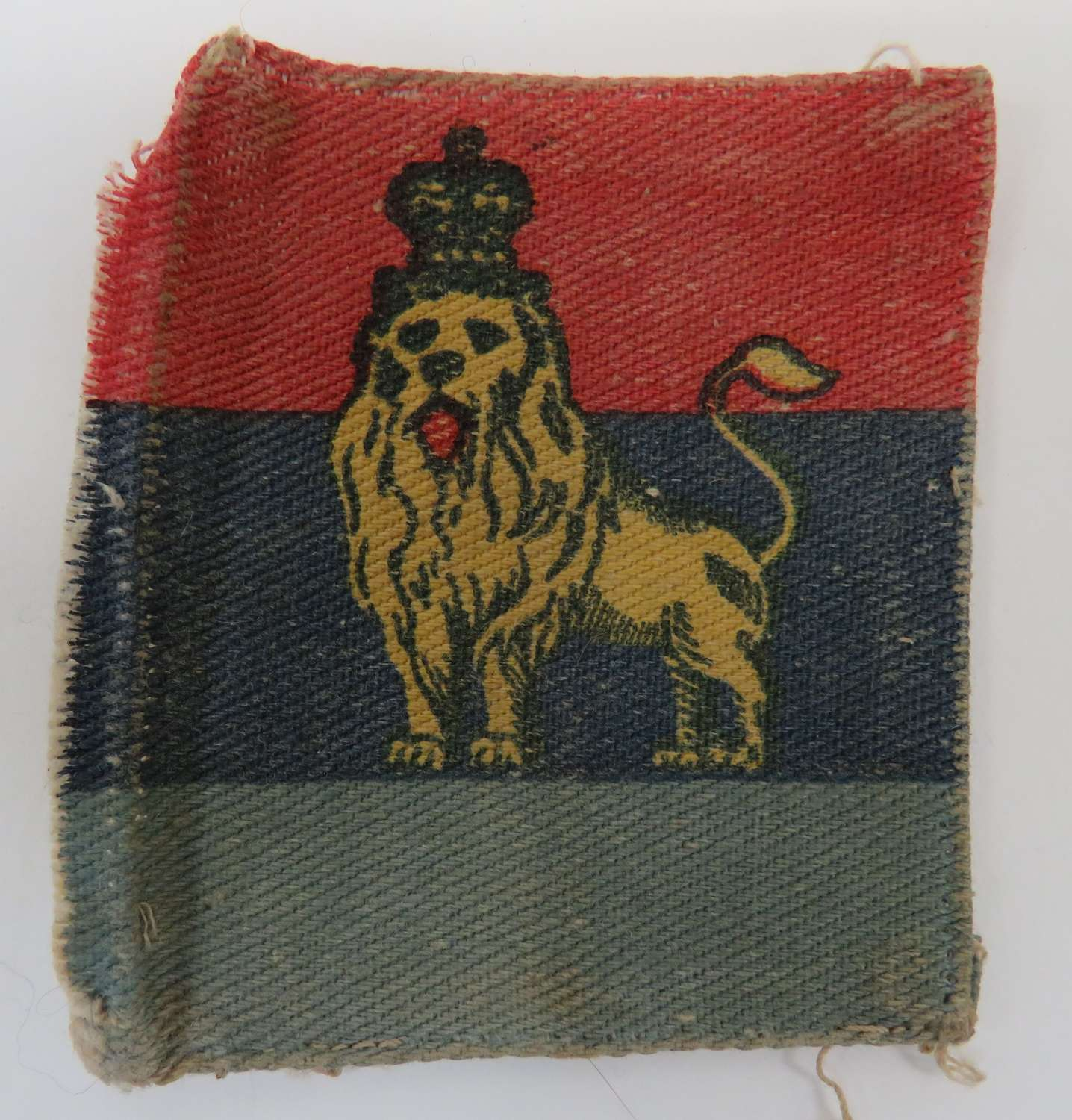 British Troops Egypt Formation Badge