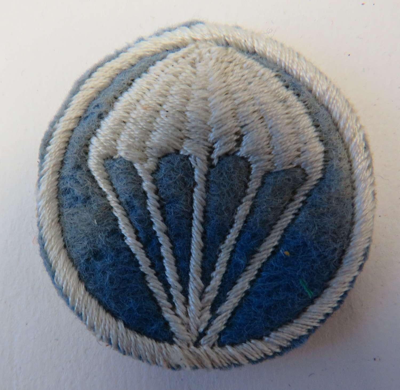 American Airborne Garrison Cap Badge