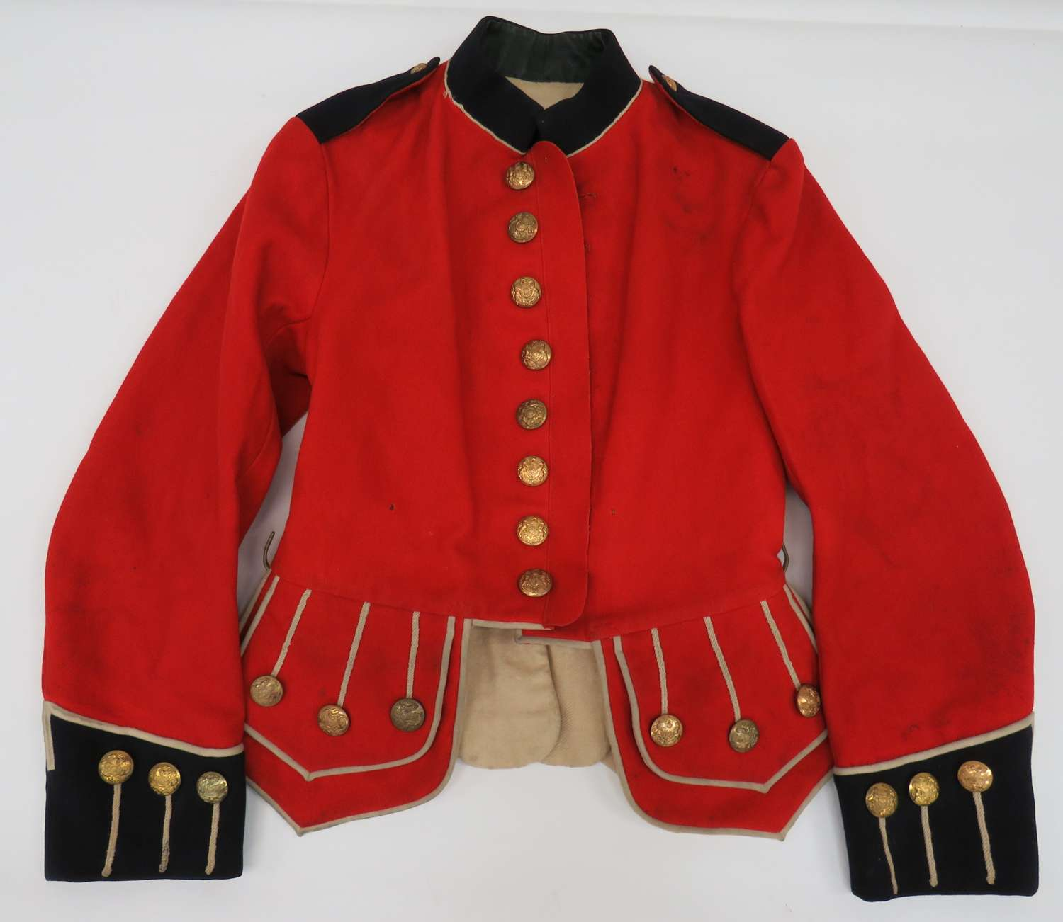 Pre WW 1 Other Ranks Scottish Doublet