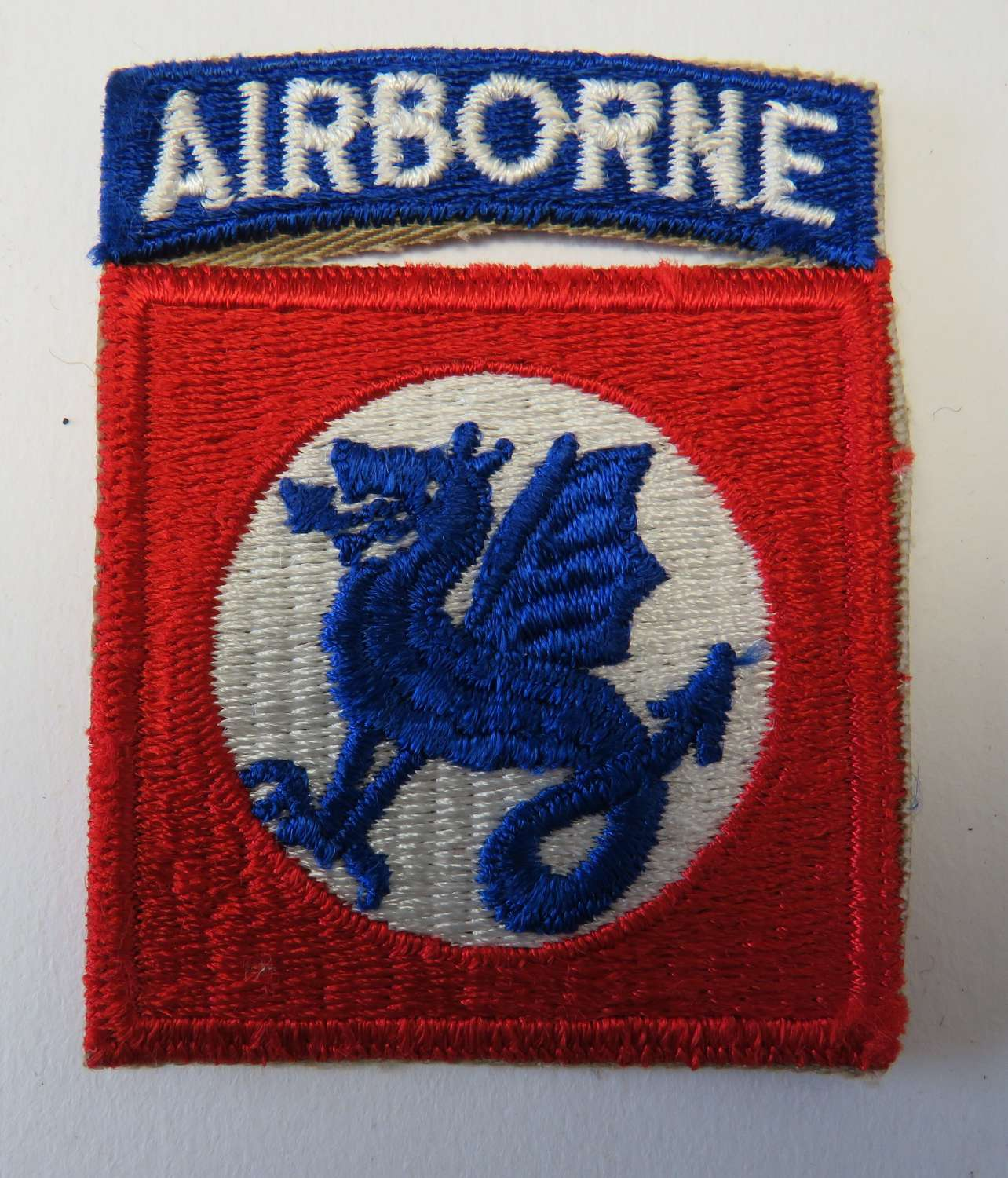 American Airborne Formation Badge