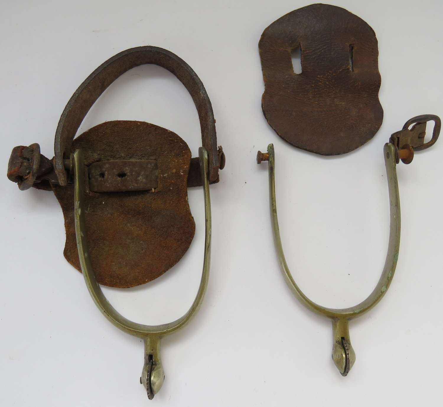 Pair of WW 1 Pattern Troopers Spurs