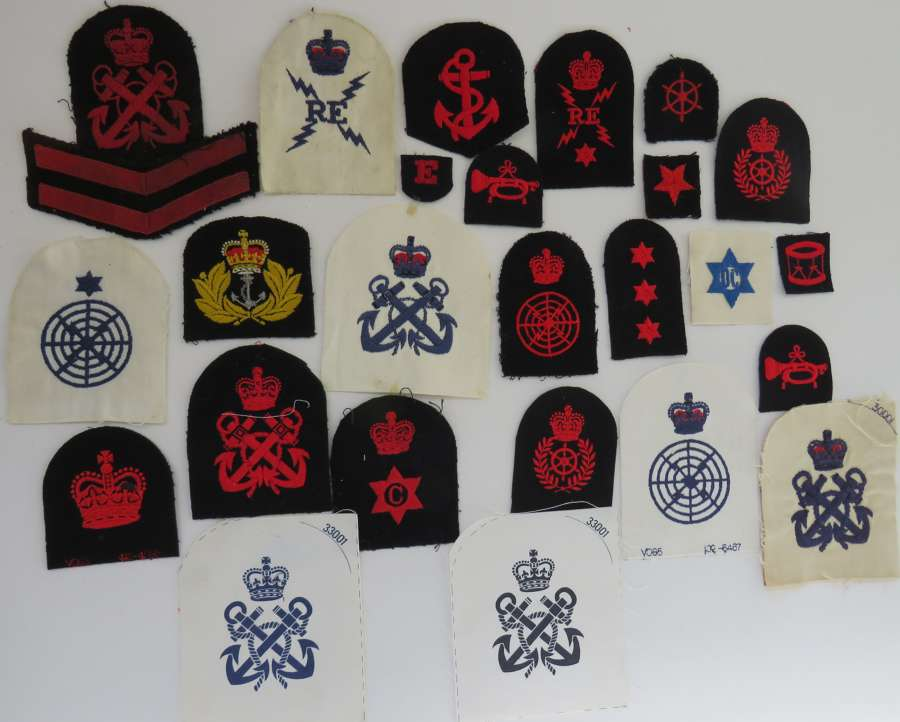 Selection of Post 1953 Royal Navy Badges