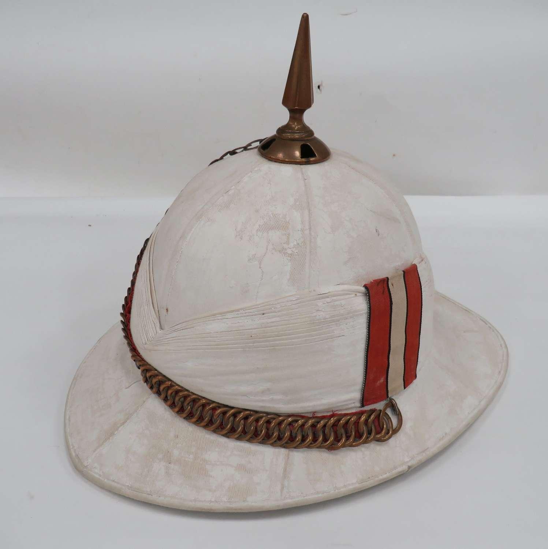 Interwar Foreign Service Dress Helmet