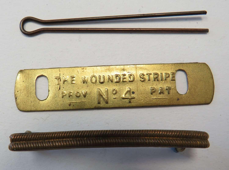 WW 1 Wound Stripe