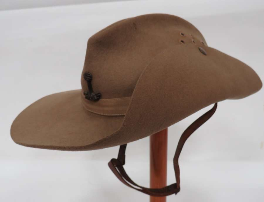 1944 Dated R.W.A.F.F. Slouch Hat